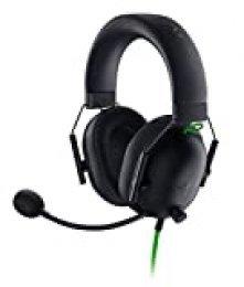 Razer BlackShark V2 X - Auriculares Premium para Juegos Esports, Auriculares con Cable con Controlador de 50 mm, reducción de Ruido para PC, Mac, PS4, Xbox One y Switch