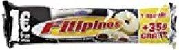 Artiach - Filipinos - Galleta Bañada con Chocolate Blanco - 100 g - [Pack de 5]