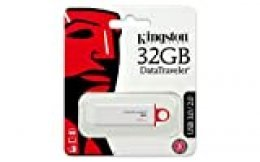 Kingston DTIG4/32GB Data Traveler G4 - Memoria USB