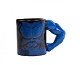Exquisite Gaming MMFTMR300029 Meta Merch - Taza de café, diseño de dolamita