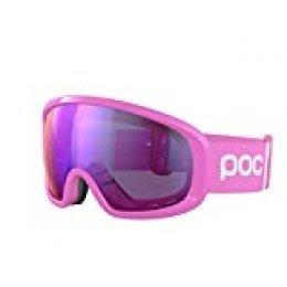 POC Fovea Mid Clarity Comp Gafas de Esquí, Unisex Adulto, Pink (Actinium Pink/Spektris Pink), Talla Única