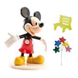 Dekora - Decoracion para Tartas con la Figura de Mickey Mouse de PVC