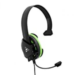 Turtle Beach Recon Chat Auriculares Gaming - Xbox One, PS4, Nintendo Switch y PC