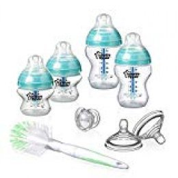 Tommee Tippee Closer to Nature - Kit de biberones anticólico