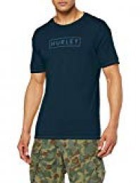 Hurley M LTWT Boxed tee SS - Camisetas Hombre