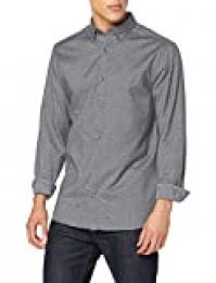 JACK & JONES Jprlogo Twist Shirt L/S STS Camisa para Hombre