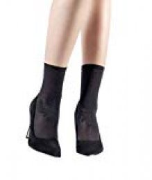 Emilio Cavallini Calcetines Ankle Socks Color Black