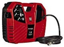 Einhell 4010486 Compresor de maletín, Rojo, Negro