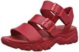 Skechers D'lites 2.0, Sandalias de Punta Descubierta para Mujer