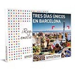 Smartbox Tres días únicos en Barcelona Caja Regalo, Adultos Unisex, estándar