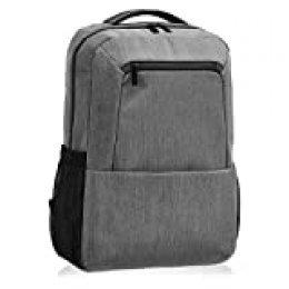 AmazonBasics - Funda para ordenador portátil profesional de 39,62 cm, gris