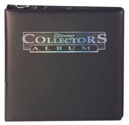 Amigo Spiel + Freizeit Ultra Pro 81406 - Álbum para tarjetas, color negro