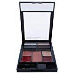 Revlon Palette Set de Maquillaje, Ojos, Pómulos y Labios 200 Seductive Smokies - 100 gr