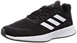 adidas Duramo SL, Zapatillas de Running para Hombre, Core Black/FTWR White/Grey Six, 42 EU