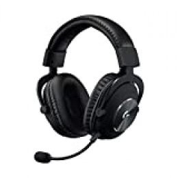 Logitech G PRO X - Auriculares para Gaming con Blue VO!CE, USB, Negro