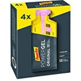 Powerbar-PowerGel Original Fresa - Plátano 10x4x41g - Gel Energético - C2MAX y Sodio