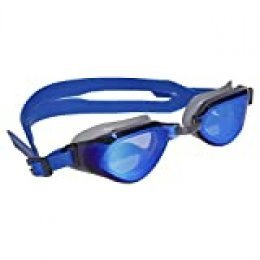 adidas Persistar Fit M Gafas de Natación, Unisex Adulto, Collegiate Royal/Collegiate Royal/White, S