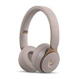 Beats Auriculares Solo Pro Wireless de Beats con cancelación de Ruido, Gris