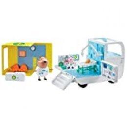 Peppa Pig PPC28 Kit de Figura de Juguete para niños Chica - Kits de Figuras de Juguete para niños (3 año(s), Multicolor, Chica, 13/08/18, 2 Pieza(s))