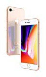"Apple iPhone8 - Smartphone de 4.7"" (256 GB), Color Oro"