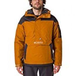 Columbia Sportswear Challenger - Jersey para hombre, Hombre, Sudadera para hombre., 1698431, Burnished ámbar., xx-large