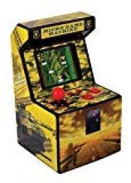 ITAL Mini Recreativa Arcade (Amarillo) / 250 Juegos / 16 bits