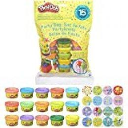 Play-Doh Bolsa De 15 Mini Botes (Hasbro 18367EU5) , color/modelo surtido