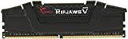G.Skill DDR4 8GB (2x4GB) RipjawsV 3600MHz CL17 XMP2 Black