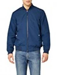 Levi's Thermore Bomber, Chaqueta para Hombre, Azul (DRESS BLUES X), Large