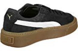 PUMA Basket Platform Perf Gum, Zapatillas para Mujer