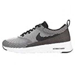 Nike Air MAX Thea Jacquard Wmns 718646, Zapatillas para Mujer, Negro (Black 718646/003), 36 EU