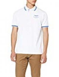 Hackett London Aston Martin Racing Tip Cllr Polo para Hombre