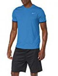 Nike M Nkct Dry Top SS Clrblk Camiseta de Manga Corta, Hombre