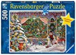 Ravensburger Tienda de Navidad Puzzle 500 Piezas (16534)