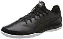 PUMA King Pro IT, Zapatillas de fútbol Unisex Adulto, Negro Black White, 37 EU