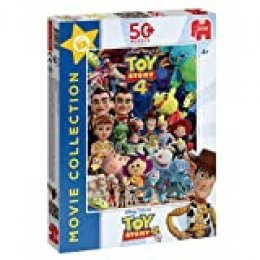 Jumbo Movie Collection Disney Pixar Toy Story 4-Colección de películas, Multicolor (19755)