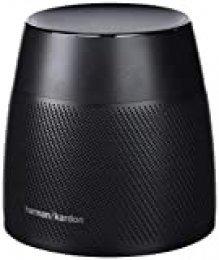 Harman Kardon Astra, Altavoz Bluetooth (Amazon Alexa, Conexión WiFi, Comandos de Voz y Sonido), Opcional, Negro