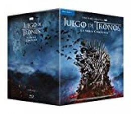 Juego De Tronos Temporada 1-8 Blu-Ray Colección Completa [Blu-ray]