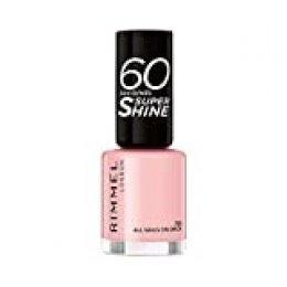 Rimmel London 60 Seconds Super Shine #722-All Nails On Deck 8 ml - 1 unidad