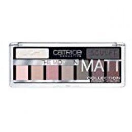 Catrice The Modern Matt Collection Paleta de Sombras de Ojos, Multi 010 21 g