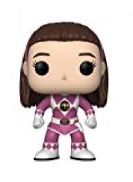 Funko Pop! Kimberly sin Casco(Power Ranger Rosa) - Power Rangers