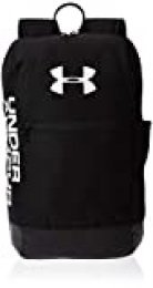 Under Armour Patterson Backpack Mochila, Unisex Adulto, Negro (Black 001), Talla única
