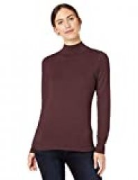 Amazon Essentials Lightweight Mockneck Sweater Mujer