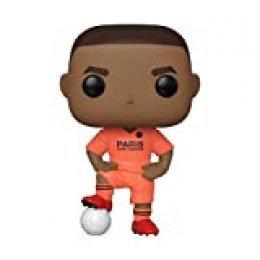 Funko Pop Figura De Vinil Football: PSG - Kylian MBappé (Away Kit) Multicolor