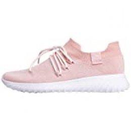 Kappa Zuc, Zapatillas para Mujer, Rojo (Rosa/White 2110), 42 EU