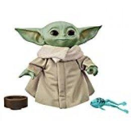 Star Wars Baby Yoda The Child Peluche, Hasbro F11155L0