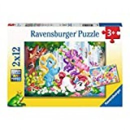 Ravensburger 05028 Mundo mágico de Unicornios