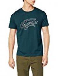 JACK & JONES Jorrafael tee SS Crew Neck Camiseta para Hombre
