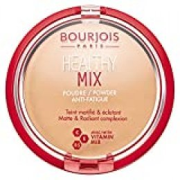Bourjois Healthy Mix Powder Polvos Tono 02 Light beige / Beige clair , 11 gr