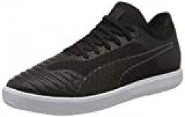 PUMA 365 Concrete Lite, Botas de fútbol Unisex Adulto, Negro Black/Asphalt White 01, 39 EU
